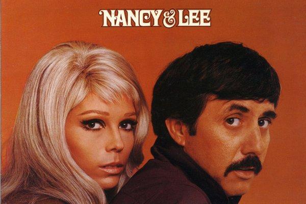 Album art: Nancy & Lee